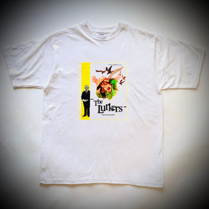 THE LURKERS: BIRDS TEE (WHITE)