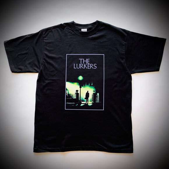 THE LURKERS: EXCO TEE (BLACK)
