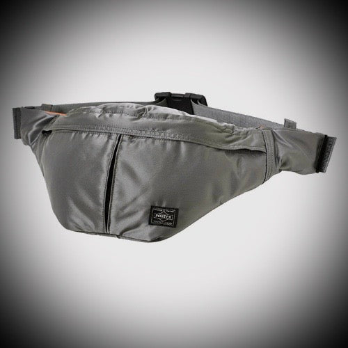 PORTER YOSHIDA & CO: WAISTBAG L (SILVER)