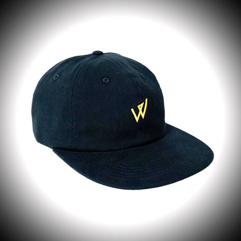 WAYWARD LONDON: WALPHY CAP (BLACK)