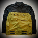 MR THUNDERS: ARK AIR M65 JKT (OLIVE/BLACK)