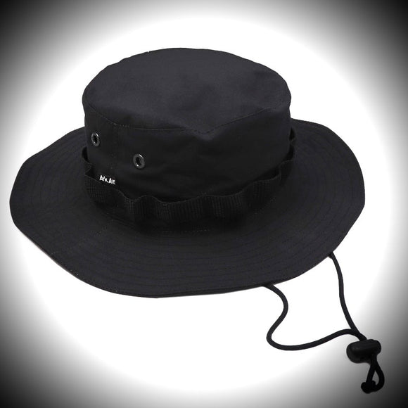ARK AIR: BOONIE HAT (BLACK)