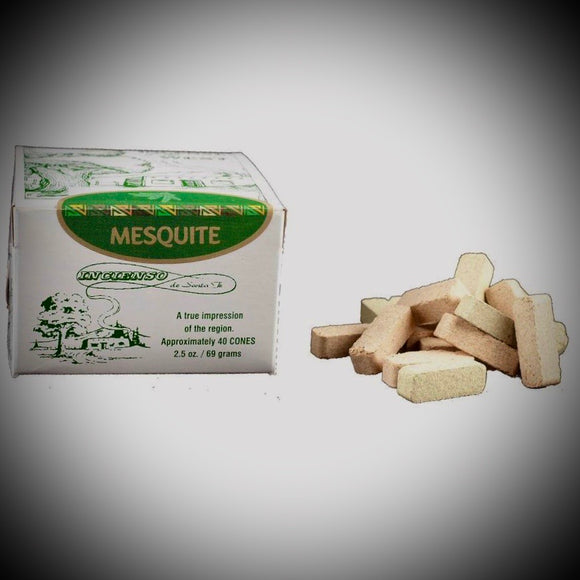 INCENSE OF THE WEST: MESQUITE