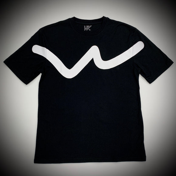 WAYWARD LONDON: WEVISU TEE (BLACK)
