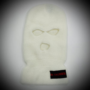 MR THUNDERS: BALACLAVA (SNOW)