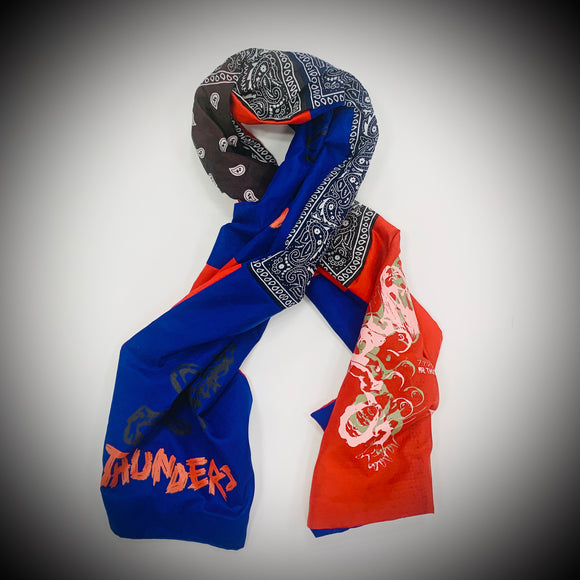 MR THUNDERS: SCARF (MULTI #2)