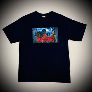 THE LURKERS: WARRIORS TEE (BLACK)