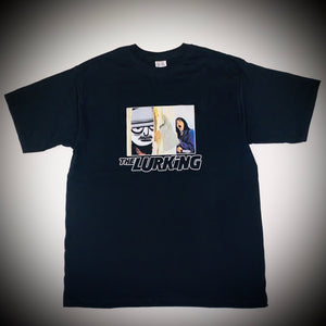 "THE LURKERS: THE LURKING TEE (BLACK) ""TEES & TING EXCLUSIVE"""