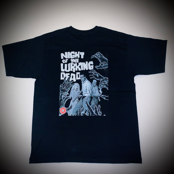 THE LURKERS: THE LURKING DEAD TEE (BLACK)