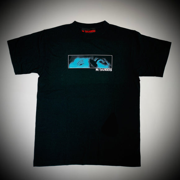 MR THUNDERS: B KASE TEE (BLACK)