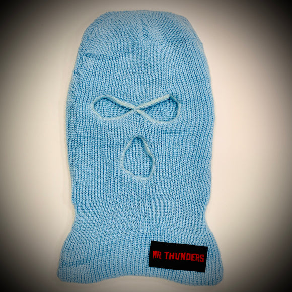 MR THUNDERS: BALACLAVA (SKYE BLUE)