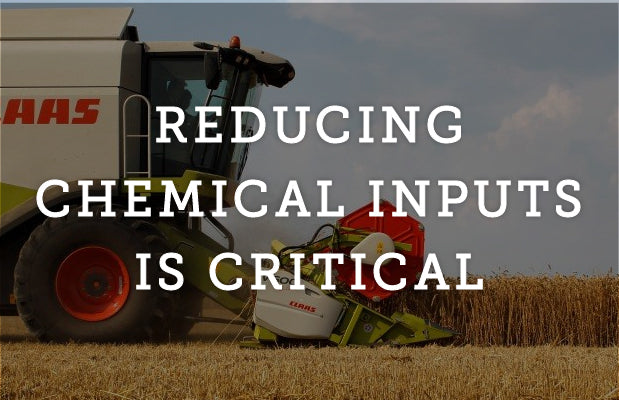 The Single Largest Source of Nitrogen Pollution is from Cropland