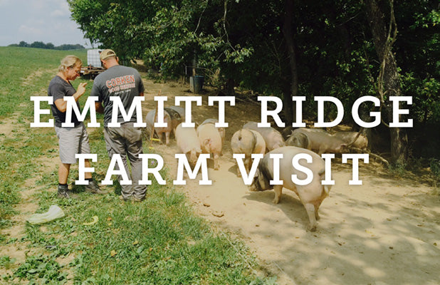 Emmett Ridge Farm Visit