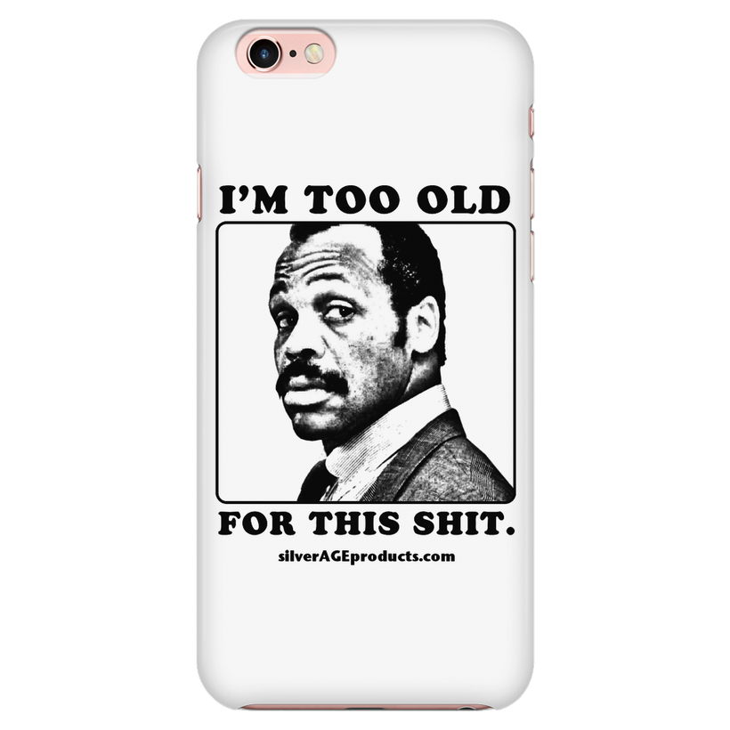 Aging Humor Cases