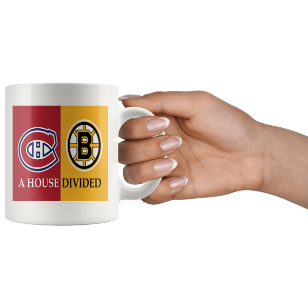 Habs Bruins Mug - silverageproducts.com