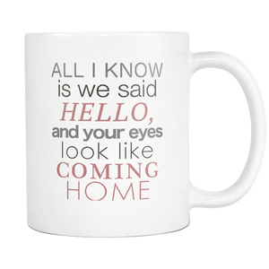 Swiftie Everything Has Changed Music Coffee Mug - silverageproducts.com
