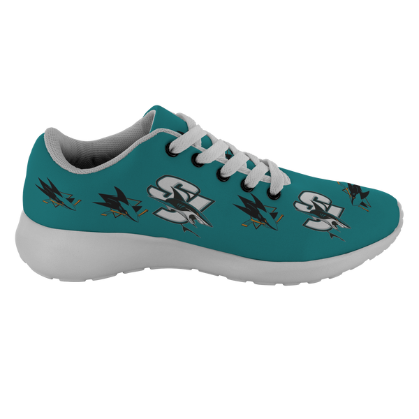San jose sharks Shoes - silverageproducts.com