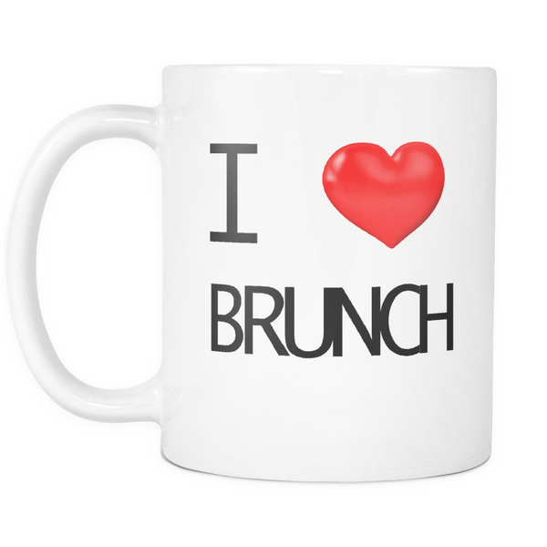 Brunch Coffee Mug - NYC edition - silverageproducts.com