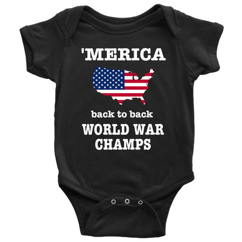 Merica World War Champs Country Strong The Ranch - silverageproducts.com