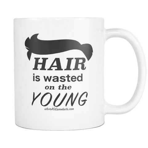 50th Birthday Dad Jokes Gift Bald Gifts For Aging Humor Coffee Mug - silverageproducts.com