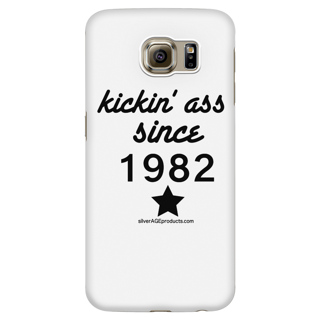 Life in your 50's Phone Case - 1982 - iPhone and Samsung - silverageproducts.com