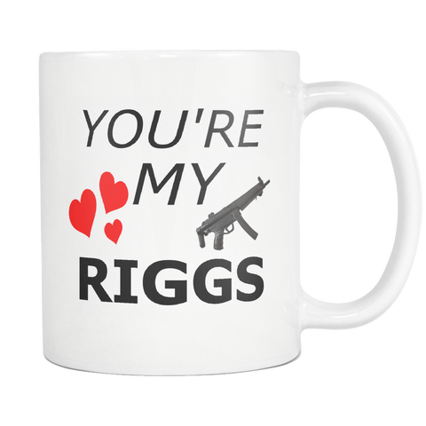 Lethal Weapon Roger Murtaugh Coffee Mug 60th Birthday Bromance Gift For Best Friend Movie Cup Mug For Dad Riggs Lethal Weapon 3 - silverageproducts.com