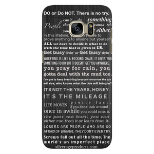 Favorite Movie Quotes Phone Case - iPhone & Samsung - silverageproducts.com