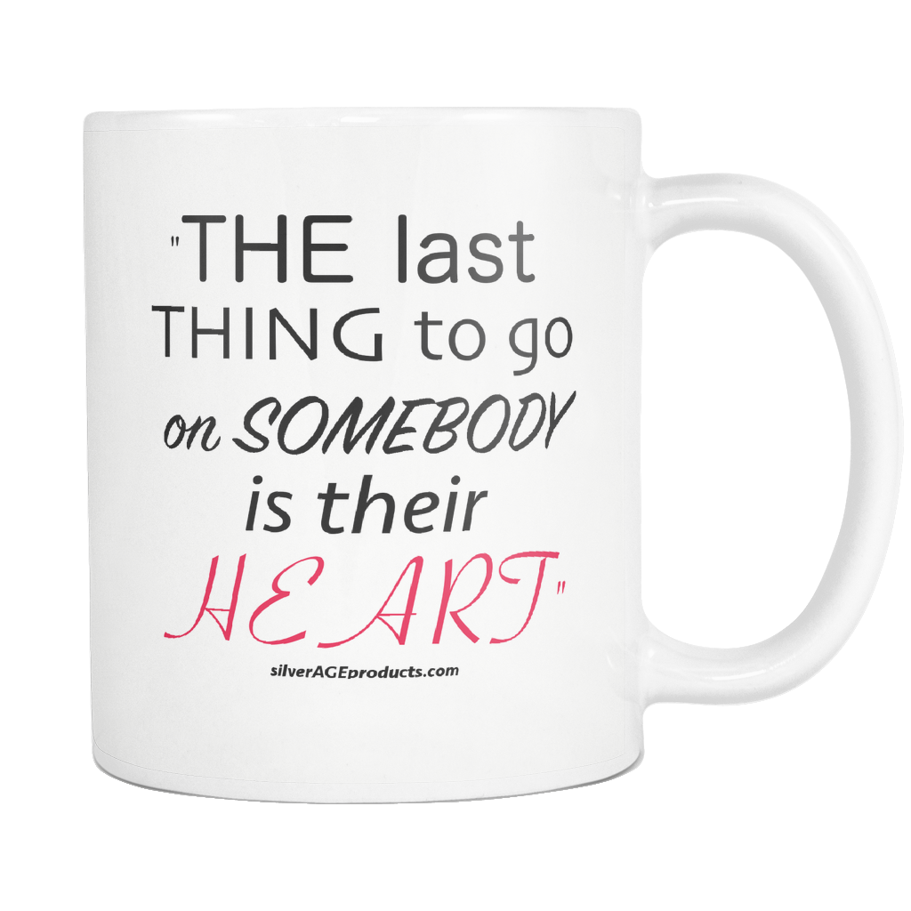 The Rocky Balboa Movie Quote Coffee Mug - silverageproducts.com