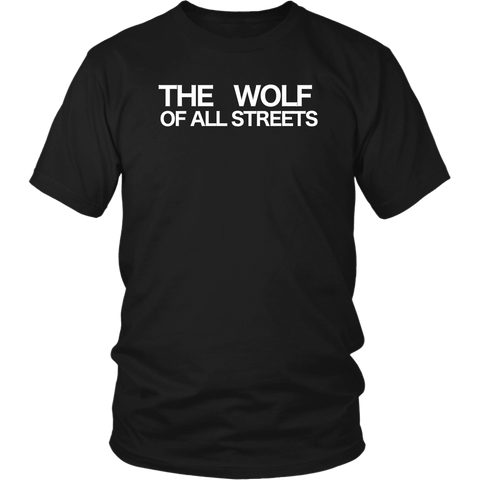 The Wolf Of All Streets Ballers Movie TV Tshirt - silverageproducts.com