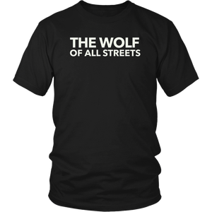 Wolf Of All Streets Ballers TTD Tshirt - silverageproducts.com