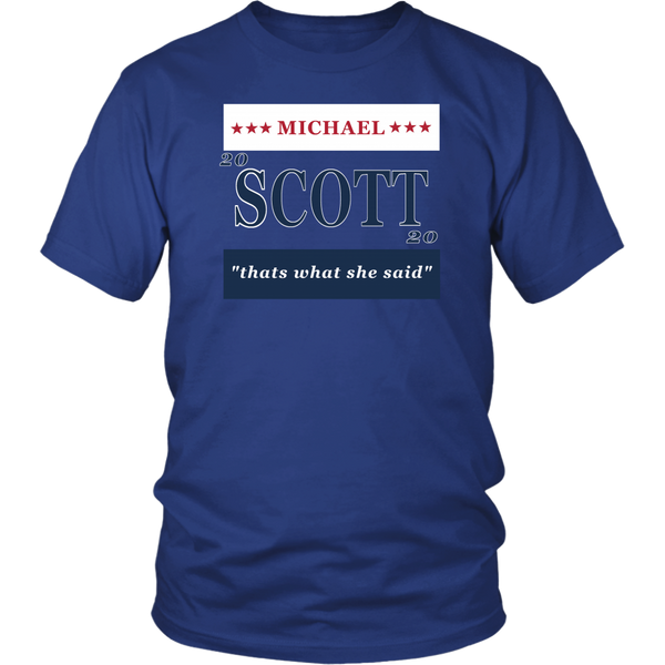 Michael Scott The Office Movie Tshirt - silverageproducts.com