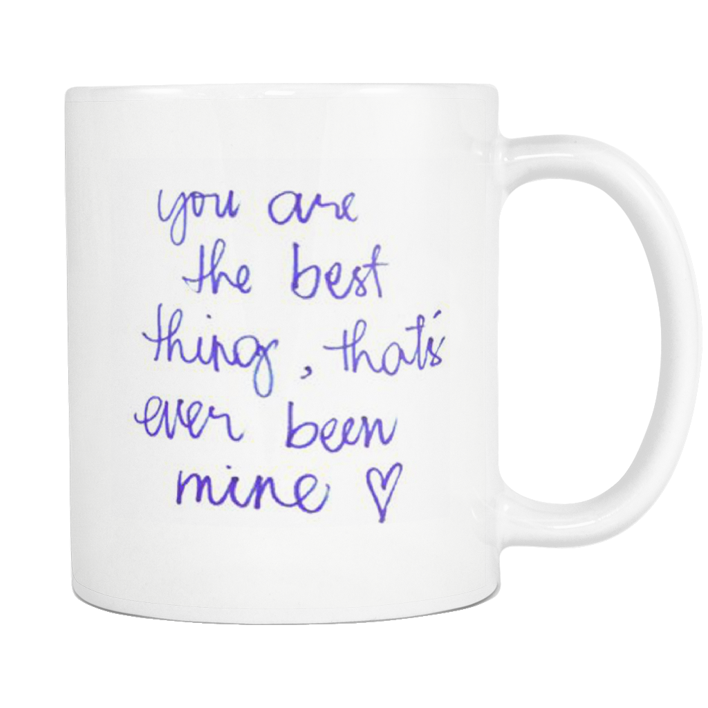 Taylor Swift Country Music Lyrics Coffee Mug Tay Tay Swifty Fan - silverageproducts.com