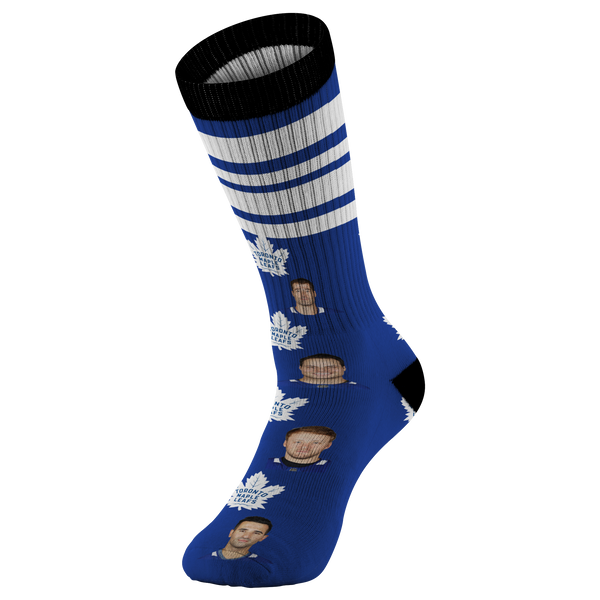 Toronto Maple Leafs Socks Game Day - silverageproducts.com