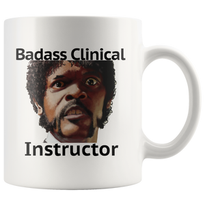 Sam Jax Clinical Instructor Coffee Mug Movie Quote - silverageproducts.com