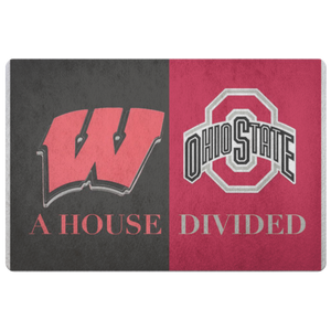 OHIO Wisconsin Doormat - silverageproducts.com