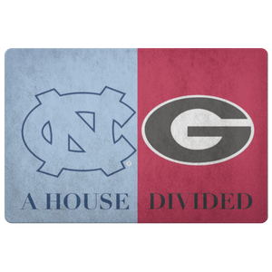 UNC Georgia Doormat - silverageproducts.com