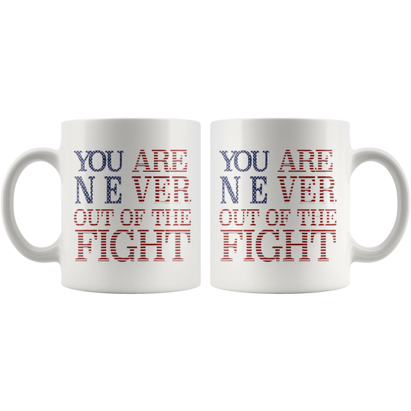 Navy Seal Lone Survivor Movie Quote Coffee Mug - silverageproducts.com
