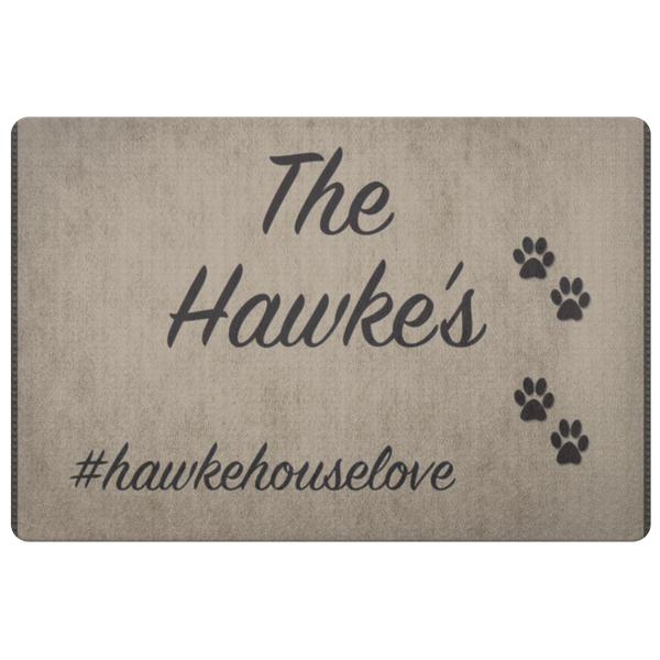 The Hawkes House Mat - silverageproducts.com