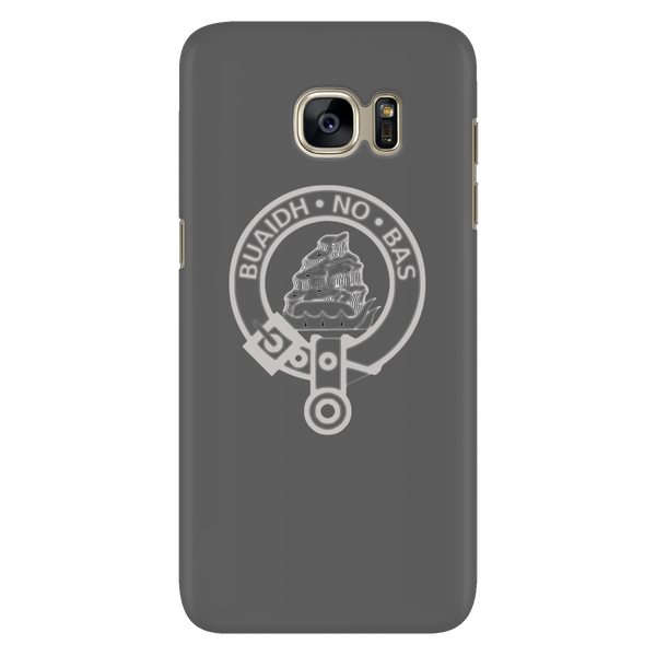 Customized Personalized Family Crest Coat of Arms Phone Cover - silverageproducts.com