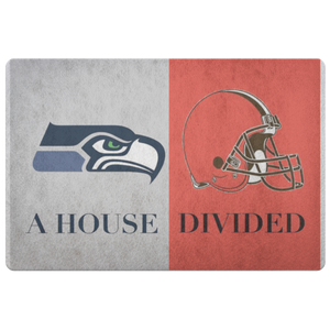 Seahawks Browns Doormats - silverageproducts.com