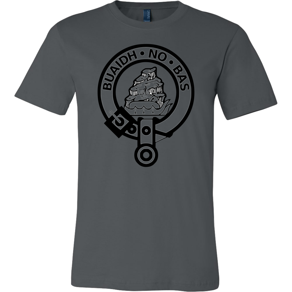 macneil family crest tshirt - silverageproducts.com