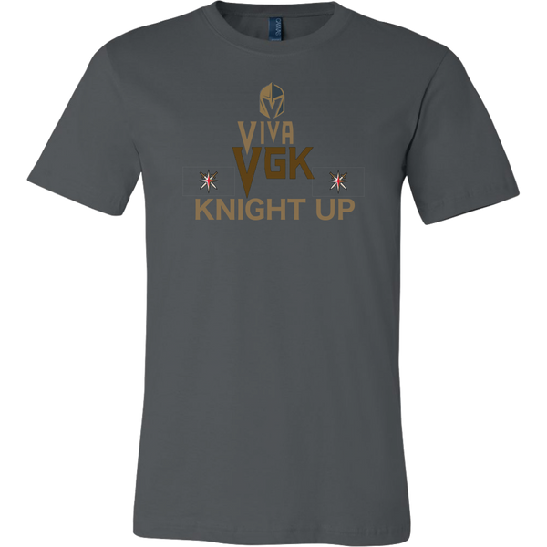 Vegas Knight Hockey Fan Sports Tshirt - silverageproducts.com