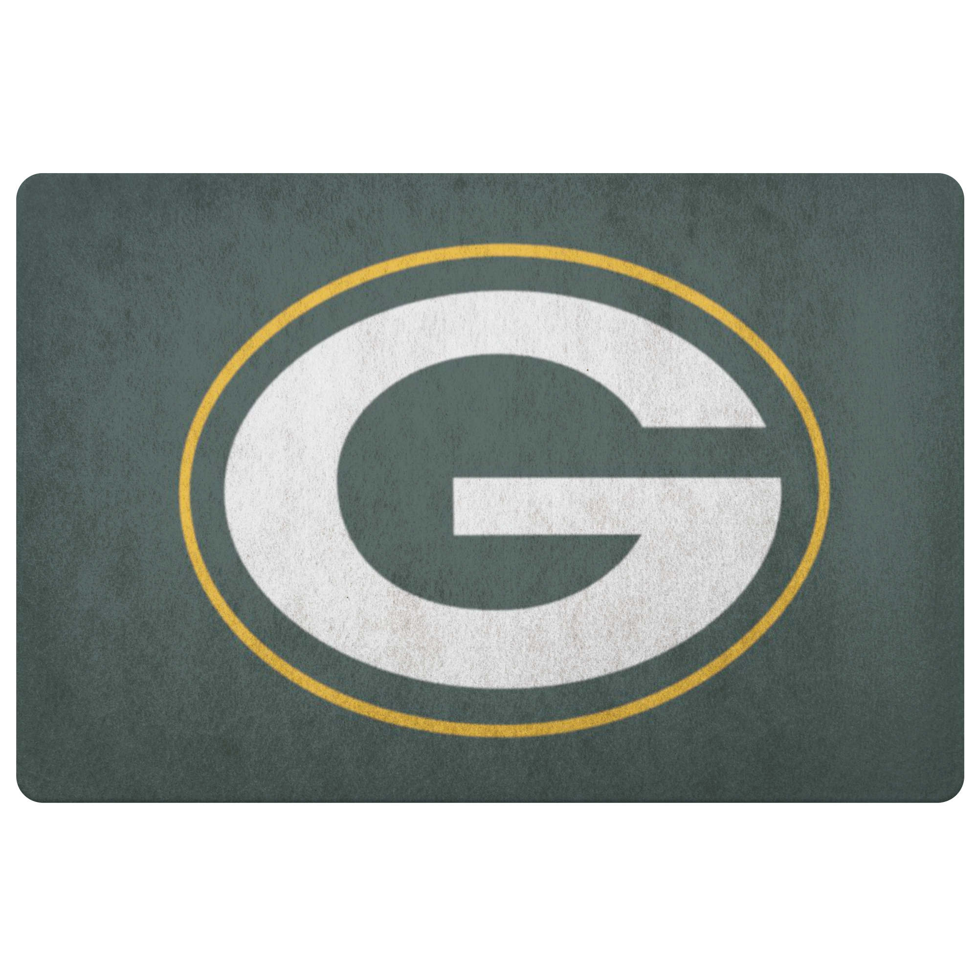 Green Bay Doormat - silverageproducts.com