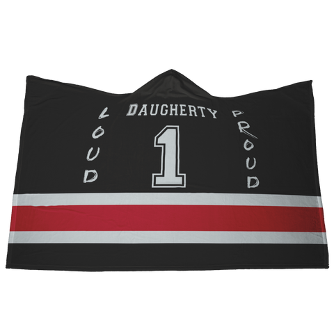 Daugherty Family Blanket - silverageproducts.com