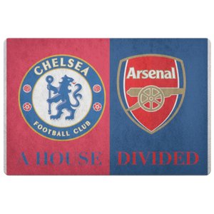 Chelsea Arsenal Doormat - silverageproducts.com