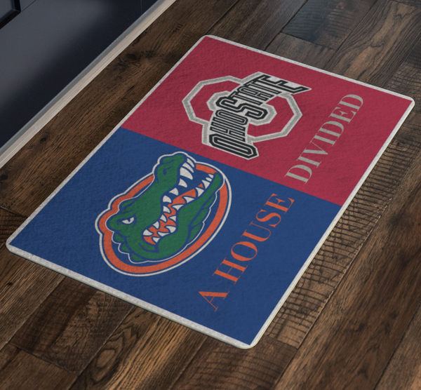 Florida Gators Ohio Doormat - silverageproducts.com