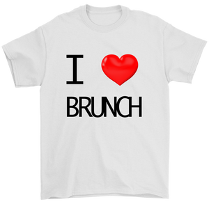 i love brunch tshirt - silverageproducts.com
