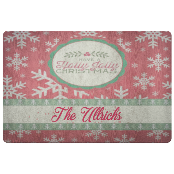 Ullrichs Christmas Doormat - silverageproducts.com