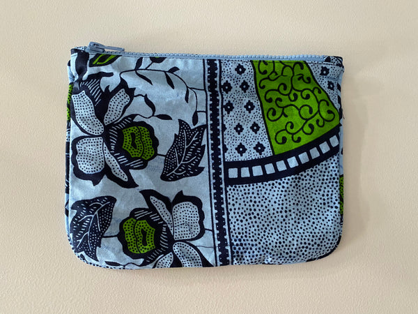 Playa pouch in Patchwork