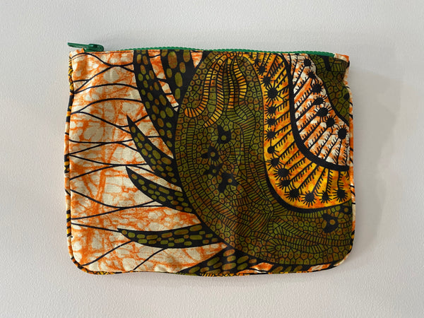 Playa pouch in Sun Goddess